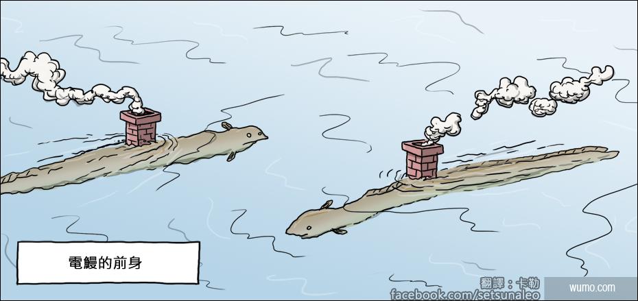 20130121 電鰻前身