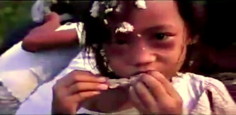 KFC WASTE IS THE GOD'S GIFT FOR POOR CHILDREN 3088