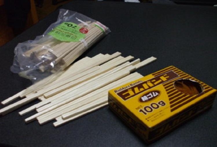 筷子火箭制作方法图解