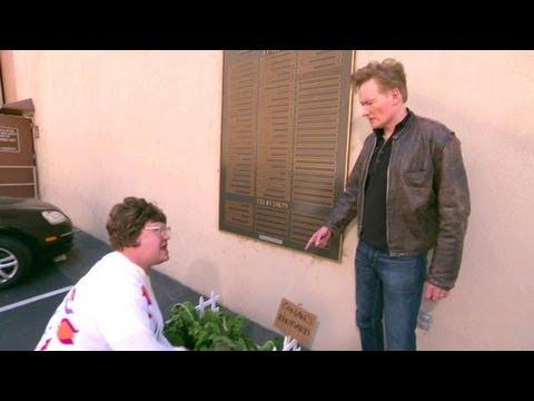 Conan VS. Rhubarb Lady