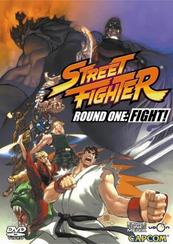 street fighter round one fight