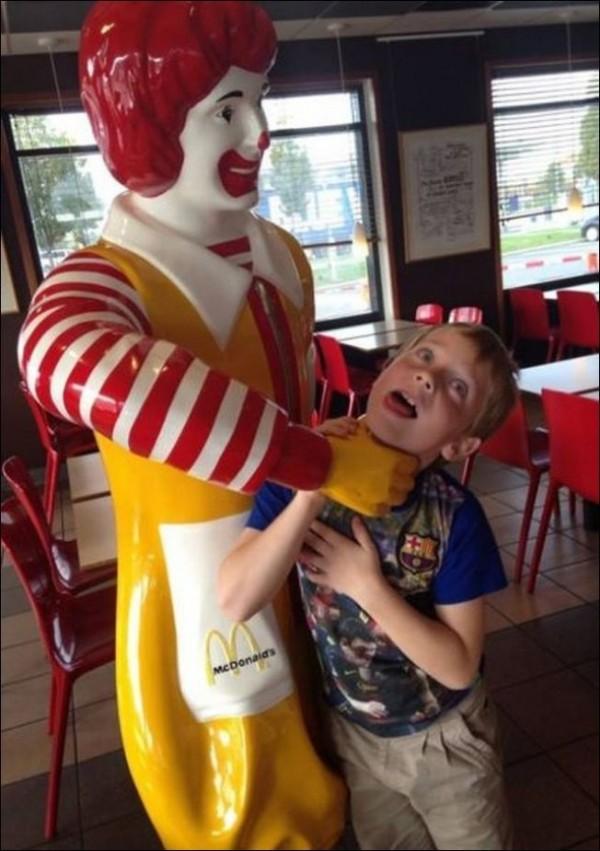 31 麥當勞叔叔我也知錯了