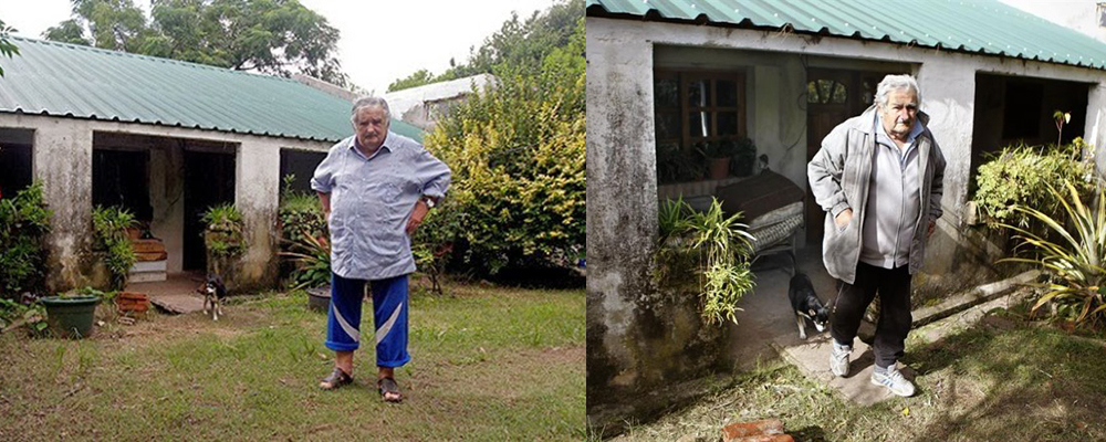 Mujica的家