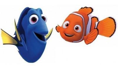 dory and nemo
