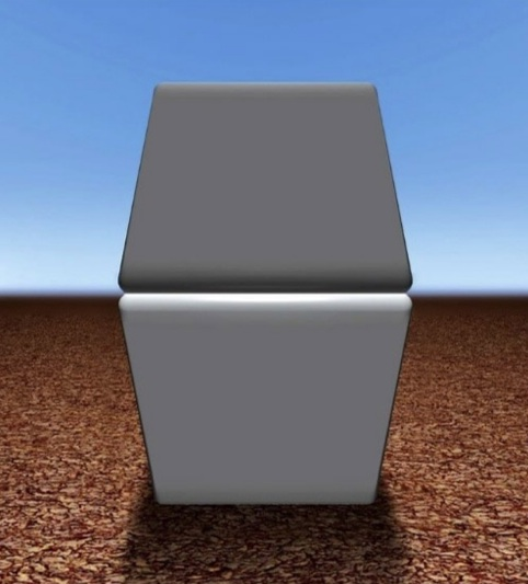 gray optical illusion