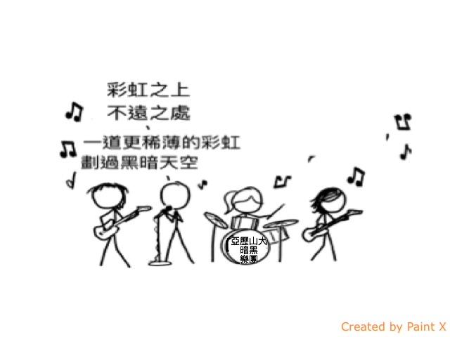 alexander band