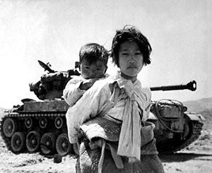WAR & CONFLICT BOOK ERA:  KOREAN WAR/CIVILIANS & REFUGEES
