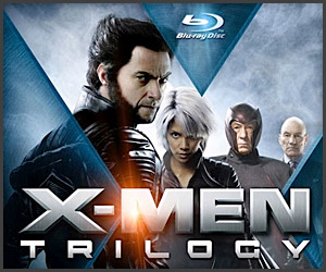xmen trilogy